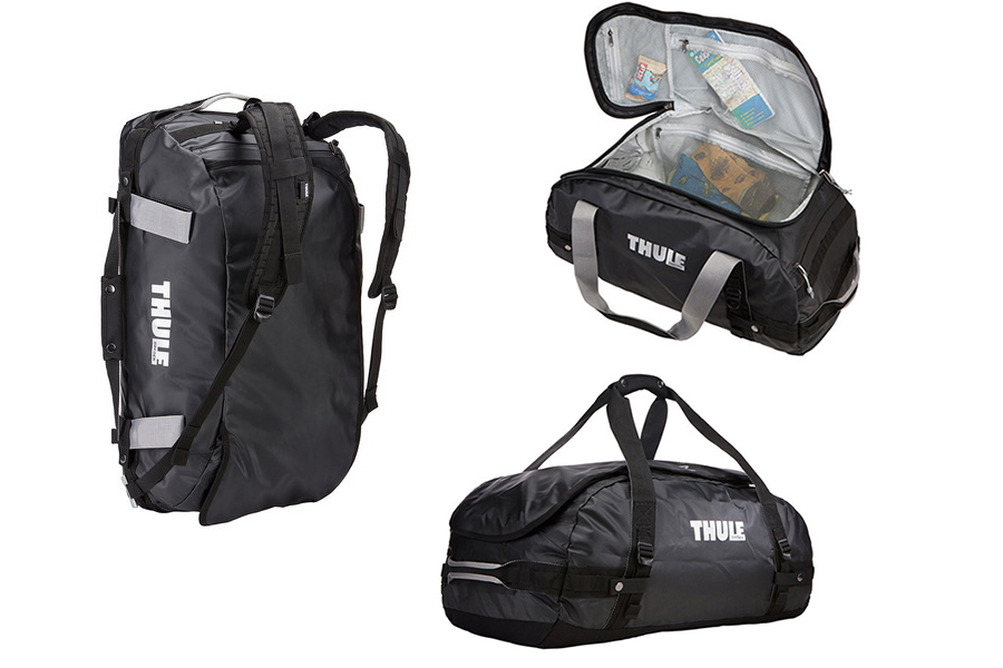 Thule duffel - Daily Cappuccino - Lifestyle Blog