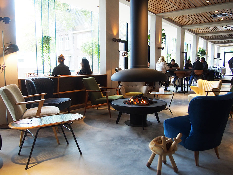 PARK café-restaurant - Hotel Arena - Daily Cappuccino - Lifestyle Blog