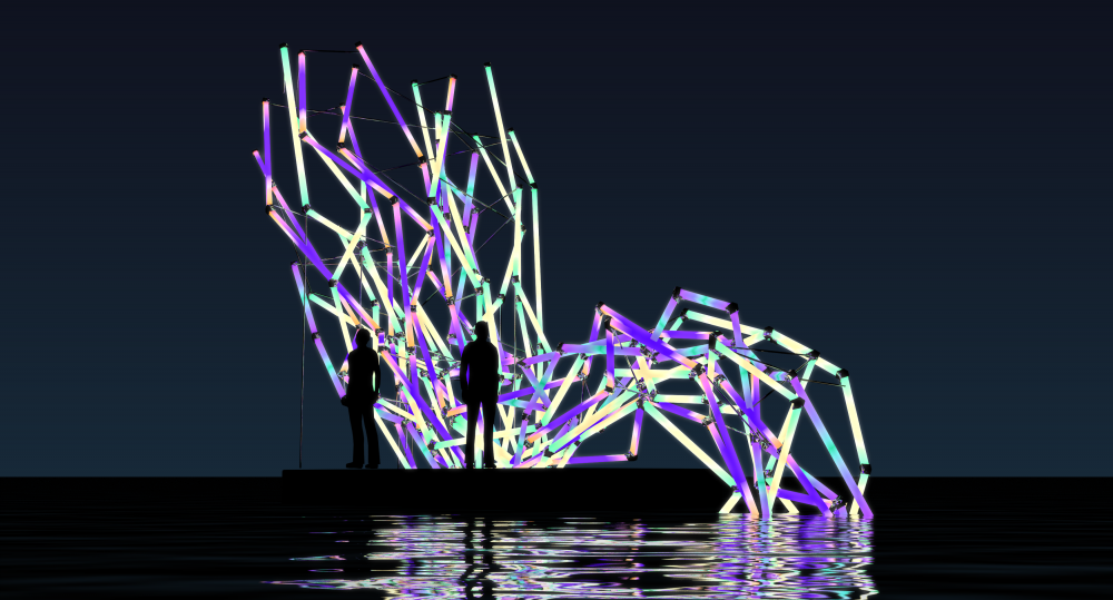 Amsterdam Light Festival - Daily Cappuccino - Lifestyle Blog