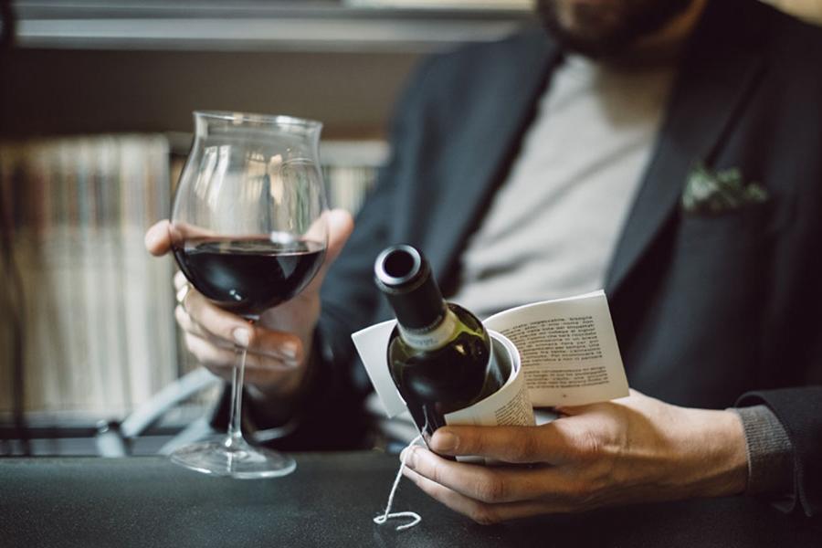 Wijnboekje librottiglia - Daily Cappuccino - Lifestyle Blog