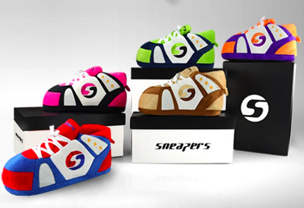 Sneaker Pantoffels - Sneapers - Daily Cappuccino - Lifestyle Blog