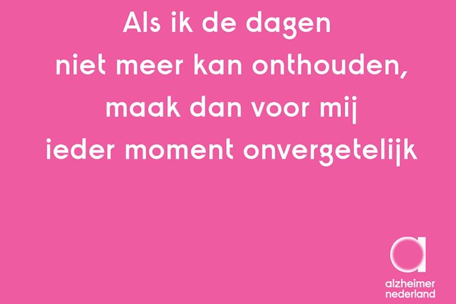 Alzheimer Nederland - Daily Cappuccino - Lifestyle Blog