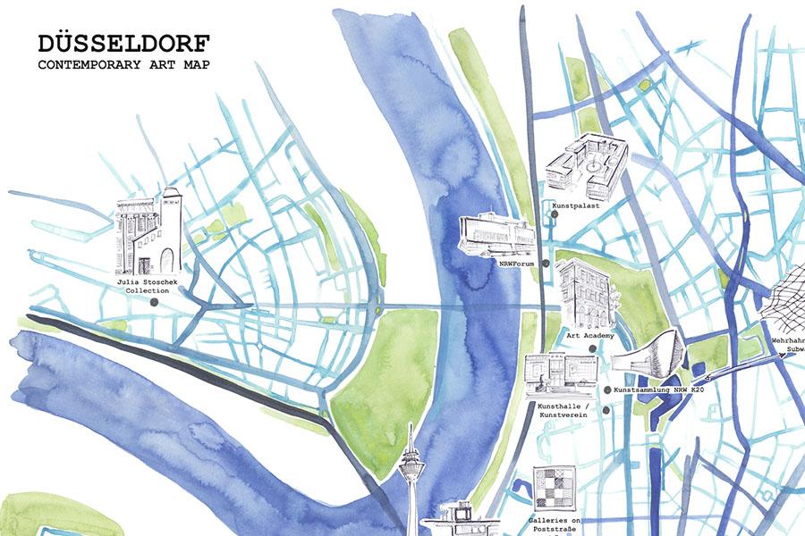 Vijf arty redenen om Düsseldorf NU te bezoeken - Daily Cappuccino - Lifestyle Blog