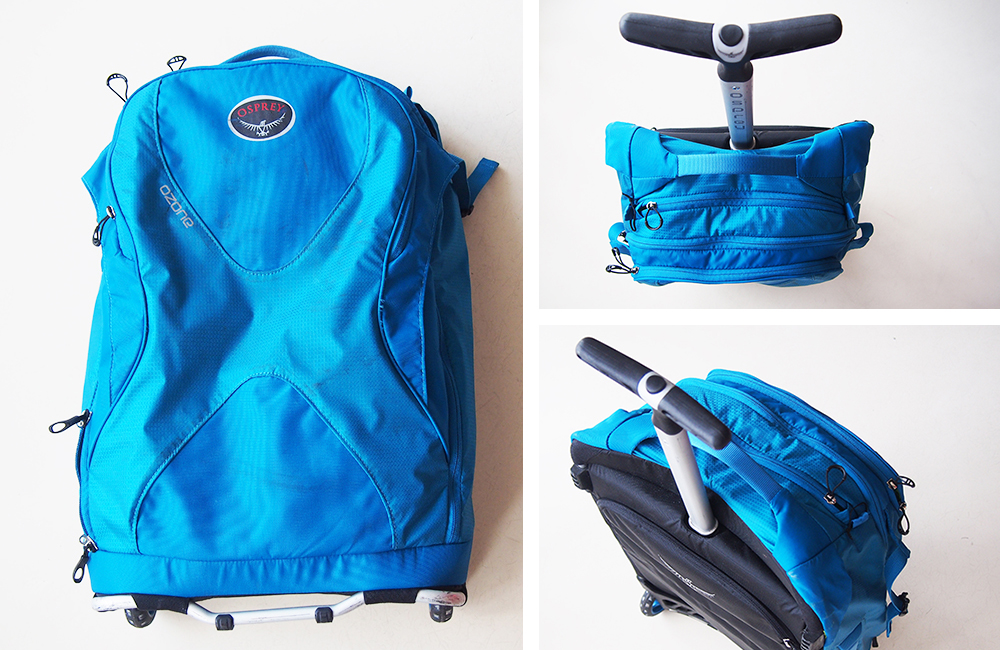Review Osprey Ozone - Daily Cappuccino - Lifestyle Blog