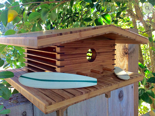 Architectonische vogelhuisjes - Daily Cappuccino - Lifestyle Blog