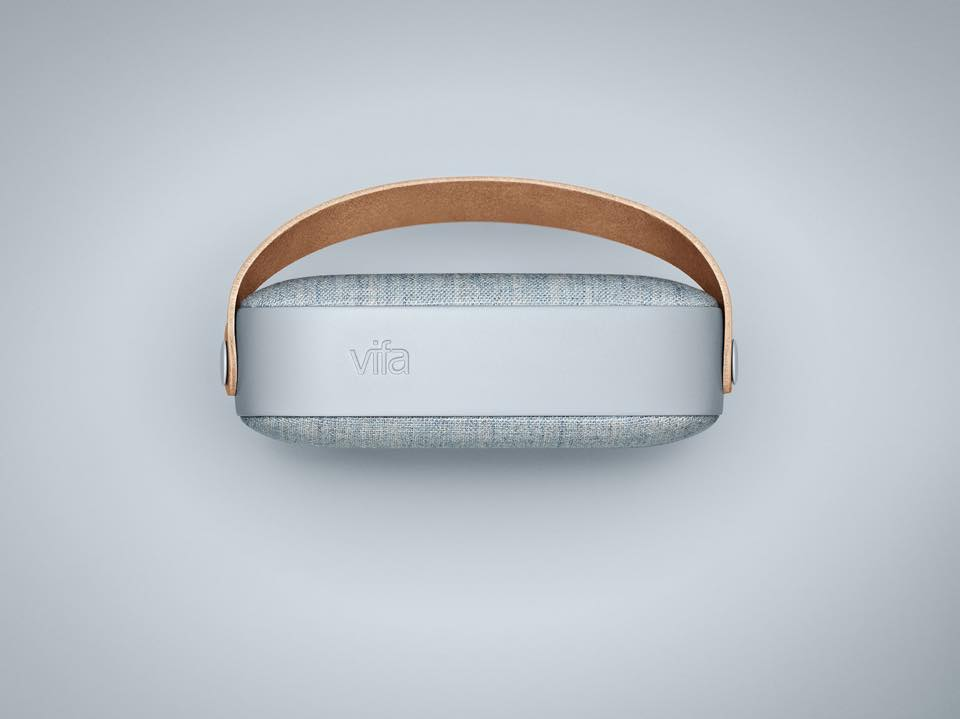 Vifa Scandinavisch design speakers - Daily Cappuccino - Lifestyle Blog