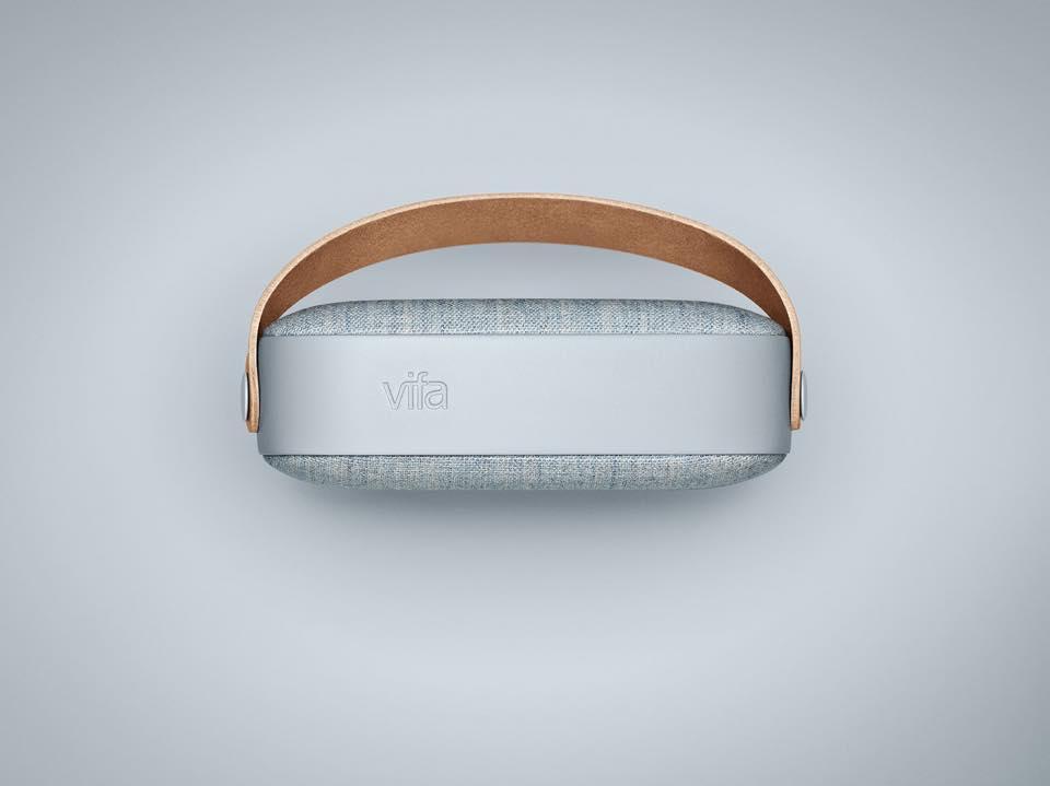 Vifa Scandinavisch design speakers - Daily Cappuccino - Lifestyle Blog