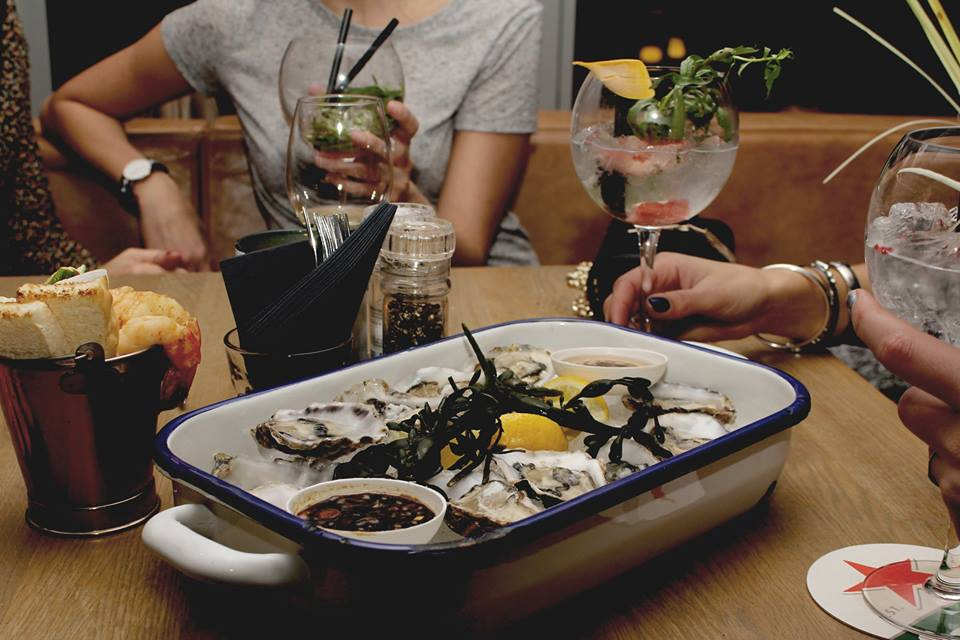Happy Oyster Hour - Daily Cappuccino - Lifestyle Blog