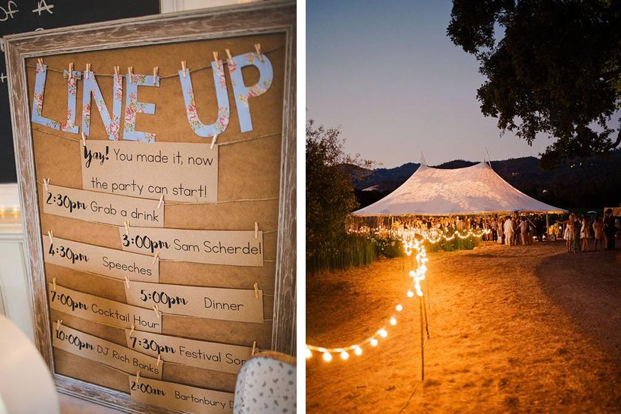 Festival bruiloft - Daily Cappuccino - Lifestyle Blog
