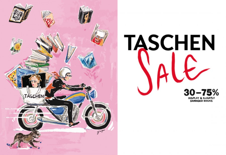 Taschen Warehouse Sale - Daily Cappuccino - Lifestyle Blog