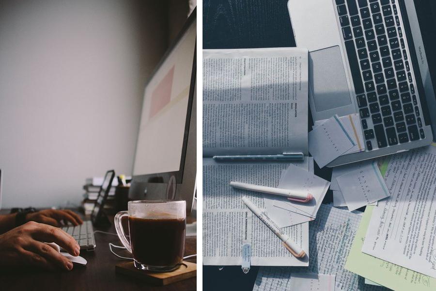 vacature - baan vinden - daily cappuccino - lifestyle blog