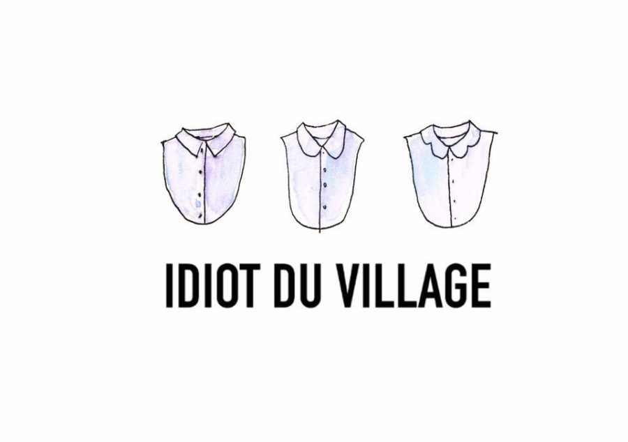 Losse kraagjes - Idiot du Village - Daily Cappuccino - Lifestyle Blog