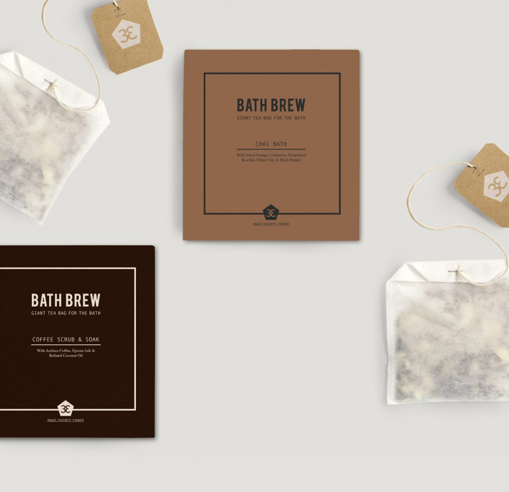Theezak voor in bad - Bath Brew - Daily Cappuccino - Lifestyle Blog