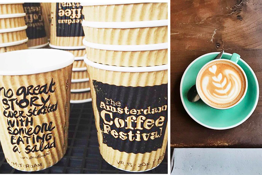 The Amsterdam Coffee Festival - Daily Cappuccino - Lifestyle Blog