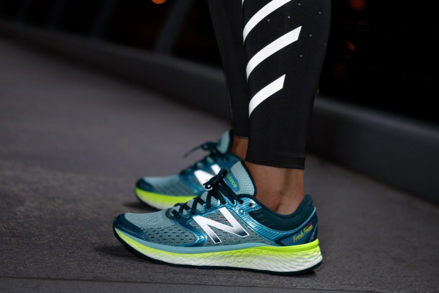 new balance - daily cappuccino - lifestyle blog