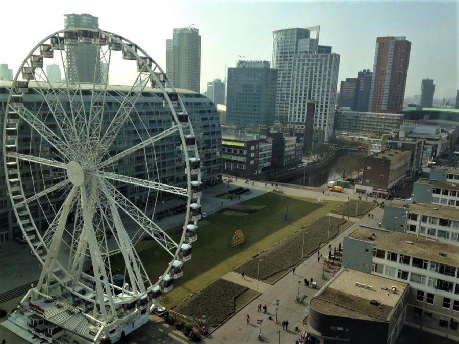 Reuzenrad Rotterdam - Daily Cappuccino - Lifestyle Blog
