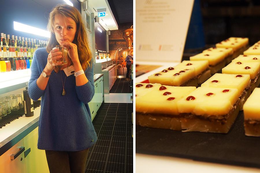 Lesje foodpairing: Emmi Kaltbach meets Bols Jenever - Daily Cappuccino - Lifestyle Blog