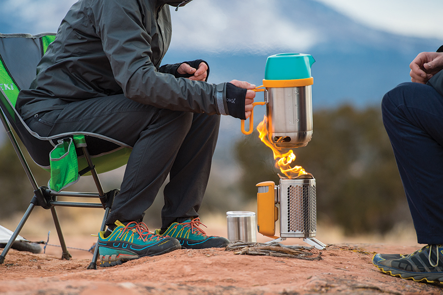 CampStove - Daily Cappuccino - Lifestyle Blog