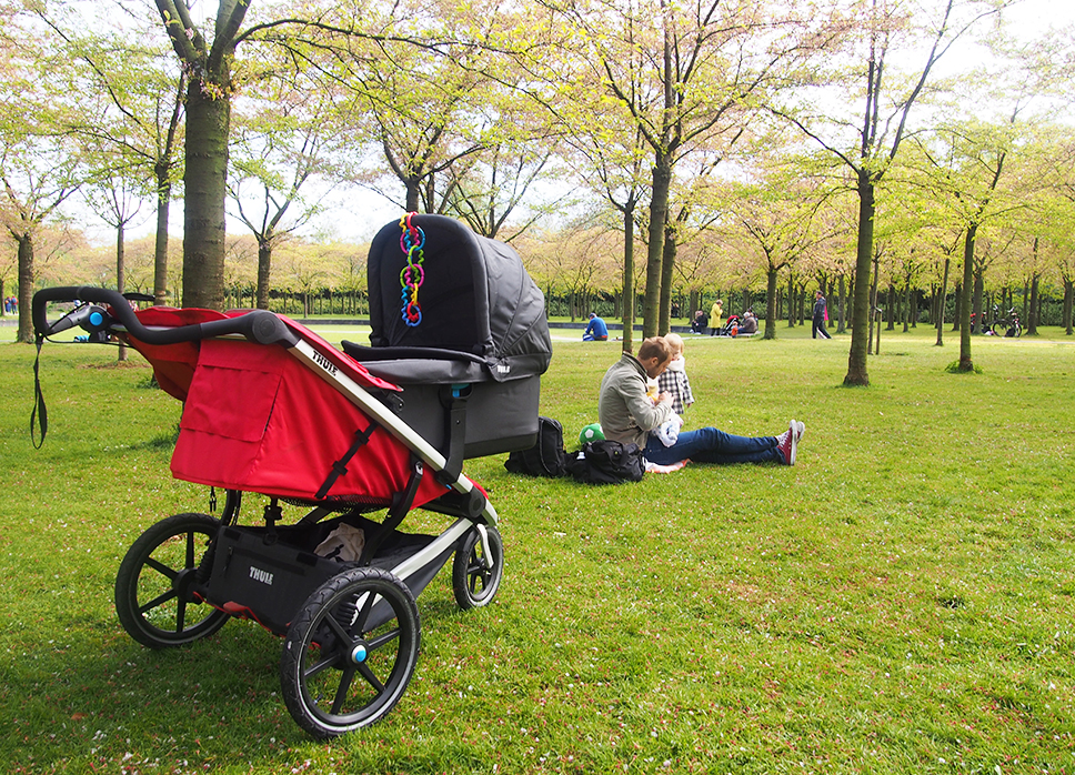 Thule kinderwagen - Daily Cappuccino - Lifestyle Blog