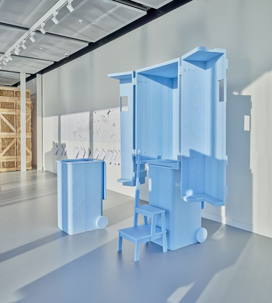Toilet expositie Cube design museum - daily cappuccino - lifestyle blog