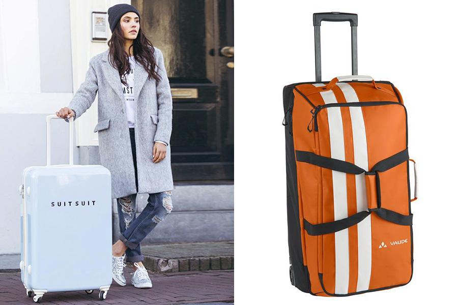 Welk type bagage bij welke reis? - Daily Cappuccino - Lifestyle Blog