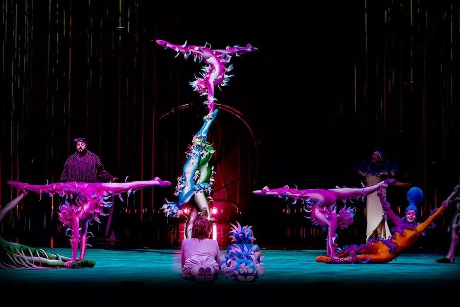 Cirque du Soleil Varekai - Daily Cappuccino - Lifestyle Blog