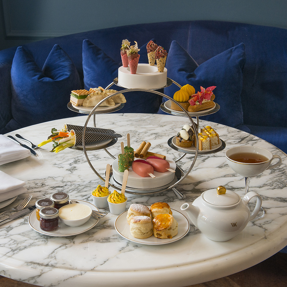 Zomers (eet0geluk in Waldorf Astoria - Daily Cappuccino - Lifestyle Blog