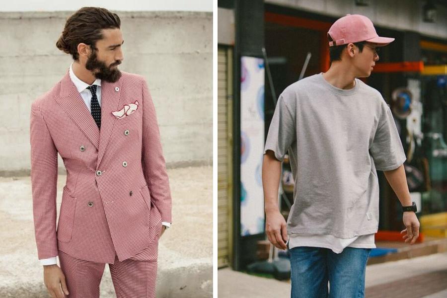 roze - men fashion - daily cappuccino - lifestyle blog