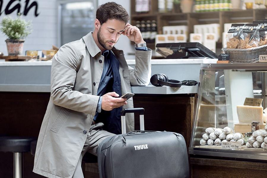 Thule Subterra X AKG - Daily Cappuccino - Lifestyle Blog