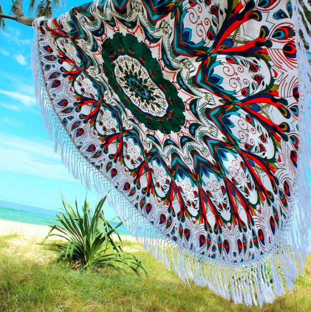 Beach trend: de roundie - Daily Cappuccino - Lifestyle Blog