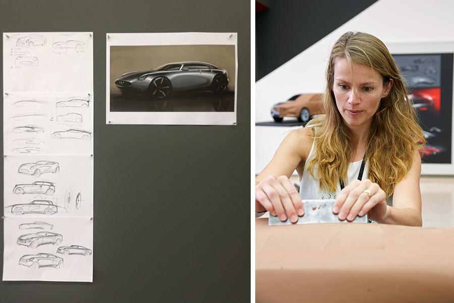 mazda auto ontwerpen - daily cappuccino - lifestyle blog