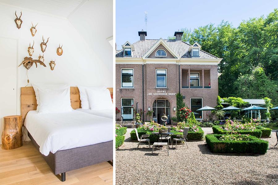 5 x bijzonder overnachten in Nederland - Daily Cappuccino - Lifestyle Blog