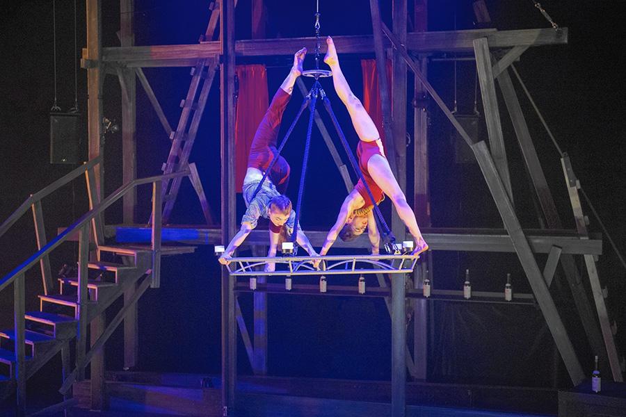 Cirque Éloize - Daily Cappuccino - Lifestyle Blog