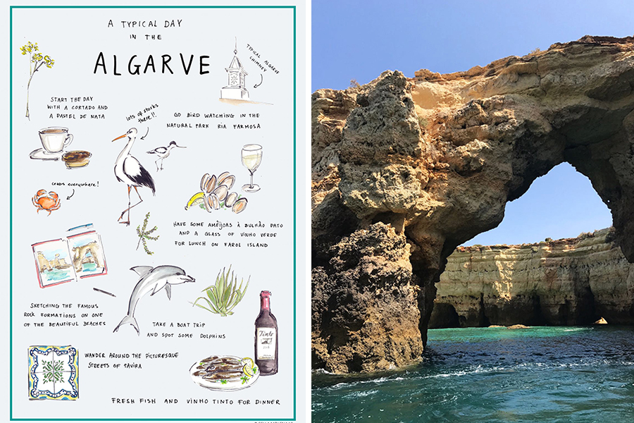 Travel Guide: Algarve, Portugal - Daily Cappuccino - Lifestyle Blog