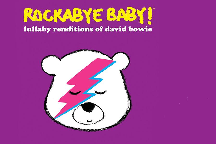 Rockmuziek voor baby's - Rockabye Baby - Daily Cappuccino - Lifestyle Blog