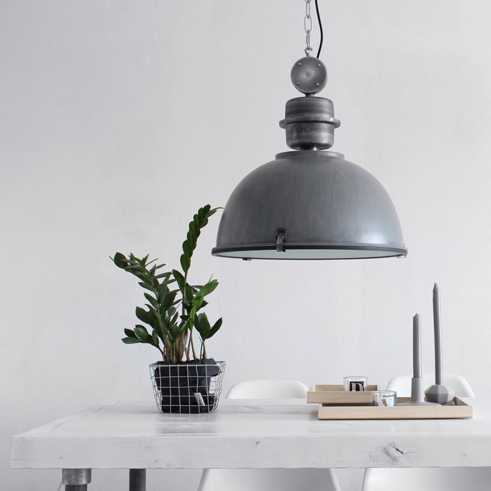 Industriele lampen - Daily Cappuccino - Lifestyle Blog