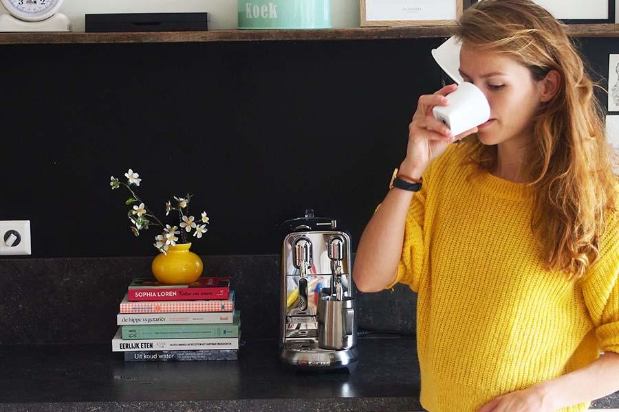 Nespresso Creatista Plus - Daily Cappuccino - Lifestyle Blog
