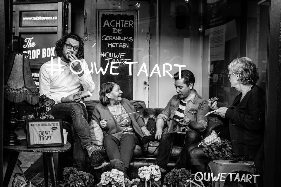 Ouwe Taart - Daily Cappuccino - Lifestyle Blog