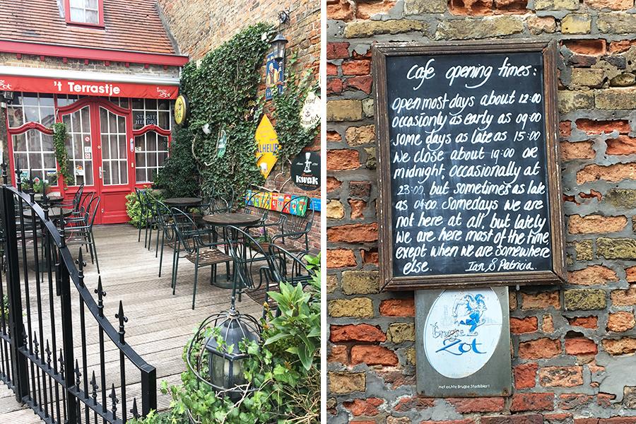 Travel: op zoek naar hip Brugge in de herfst - Daily Cappuccino - Lifestyle Blog