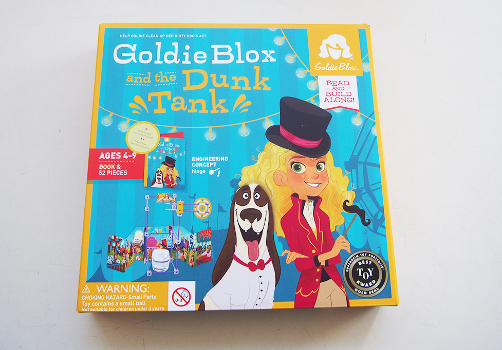 GoldieBlox - Daily Cappuccino - Lifestyle Blog