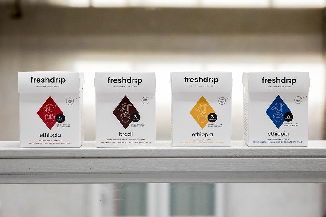 Freshdrip - Daily Cappuccino - Lifestyle Blog
