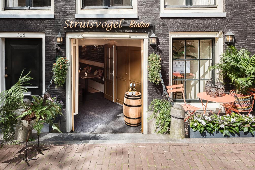 Bistro De Struisvogel - Daily Cappuccino - Lifestyle Blog