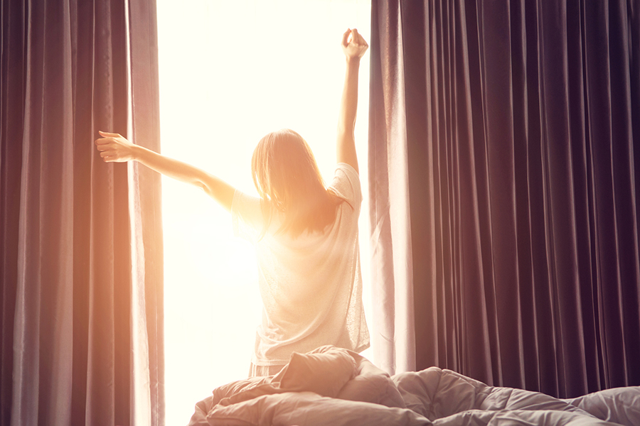 Slaapkamerkleur - Daily Cappuccino - Lifestyle Blog