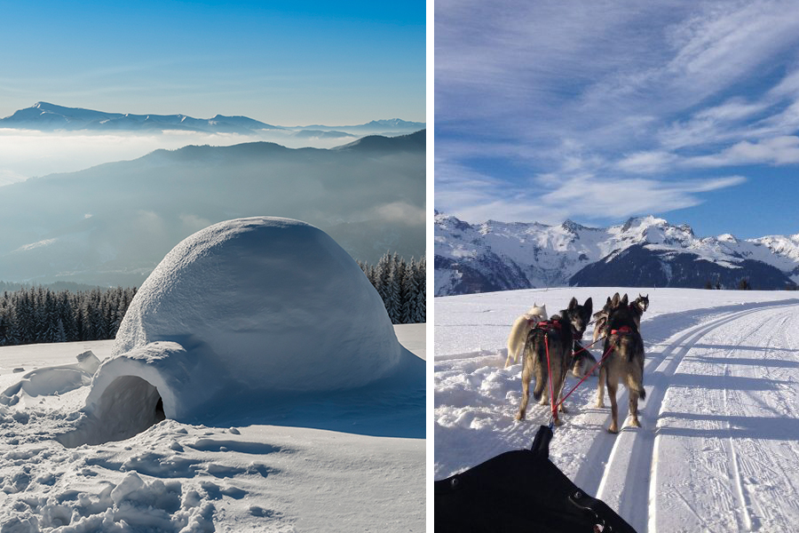 4 x anders dan anders activiteiten in de sneeuw - Daily Cappuccino - Lifestyle Blog