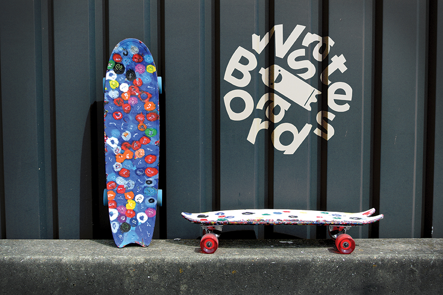 Wasteboards - Daily Cappuccino - Lifestyle Blog