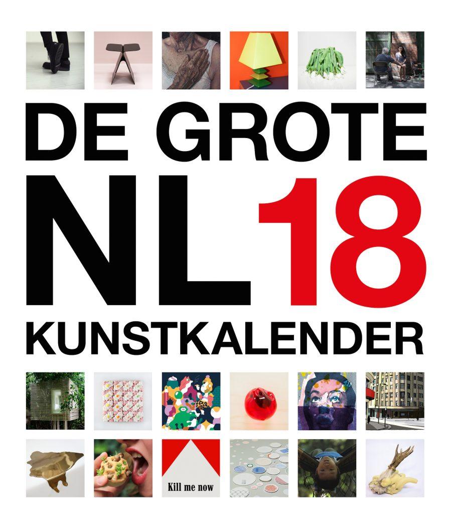 De grote nederlandse kunstkalender - Daily Cappuccino - Lifestyle Blog