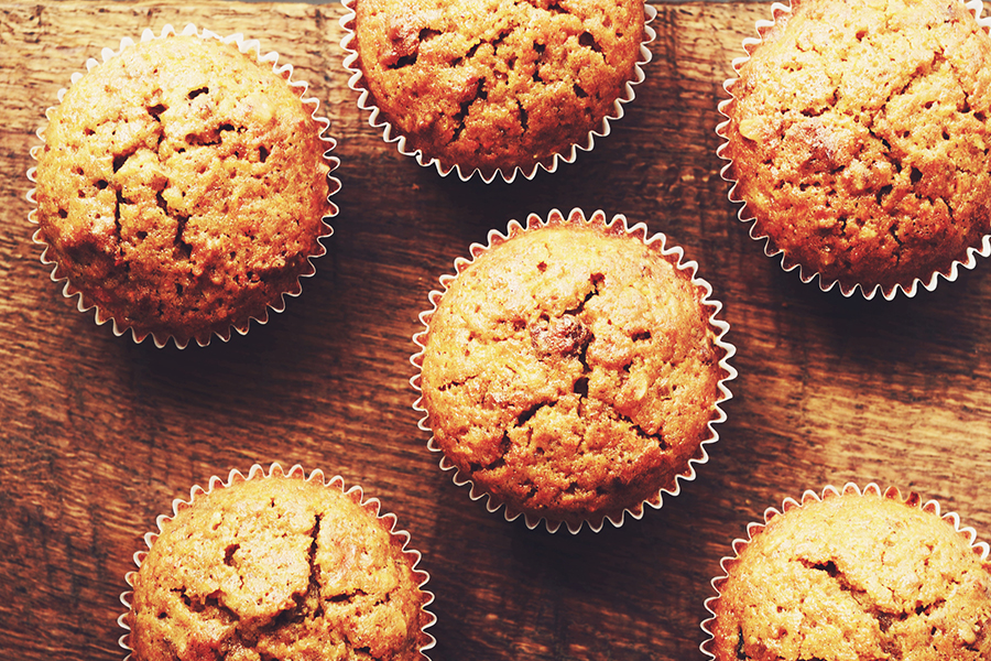 Kruidkoekmuffins - Daily Cappuccino - Lifestyle Blog