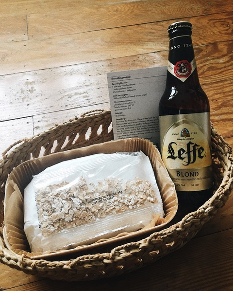 Leffe Bierbrood - Daily Cappuccino - Lifestyle Blog