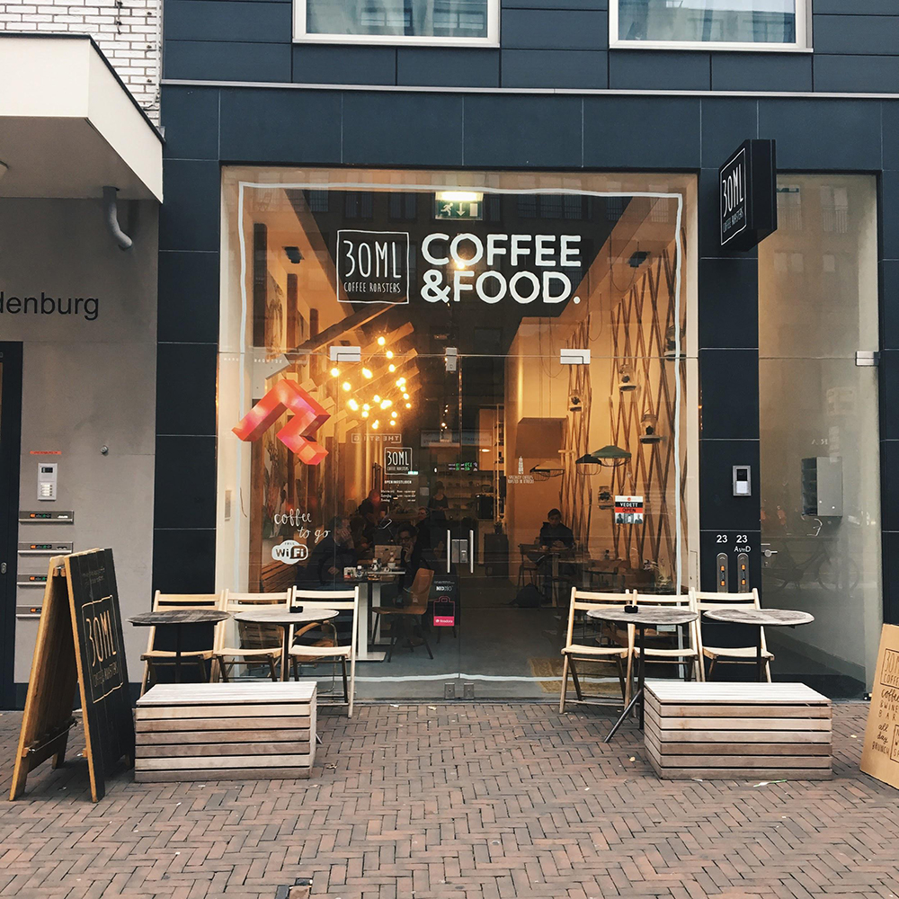Food en coffee guide Utrecht - Daily Cappuccino - Lifestyle Blog
