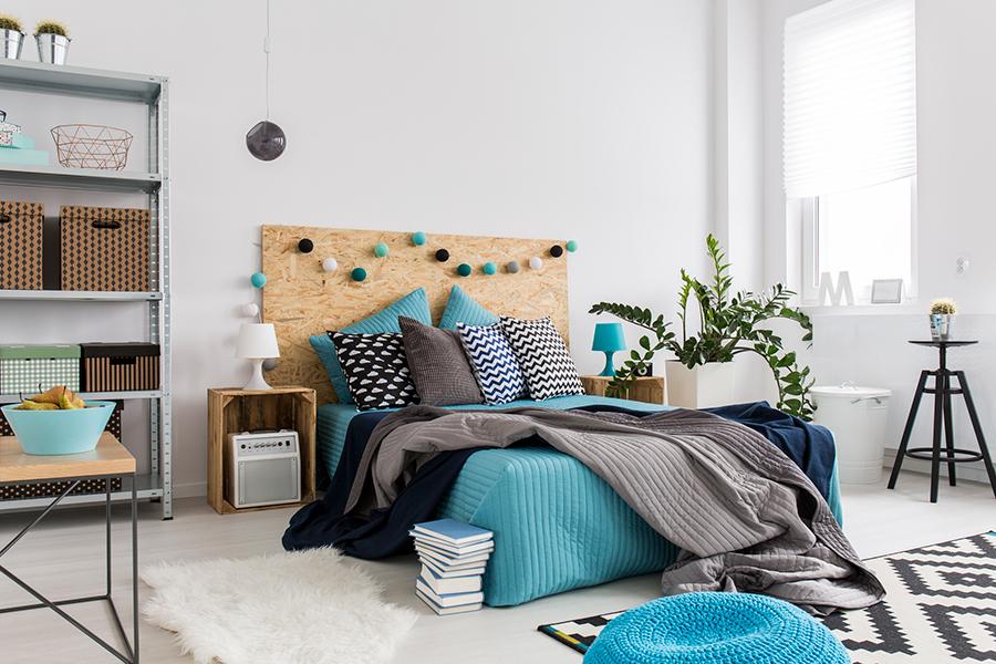 slaapkamer - daily cappuccino - lifestyle blog